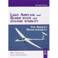 LIGHT AIRPLANE GLIDER STATIC AND DYNAMIC STABILITY