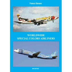 WORLDWIDE SPECIAL COLORS AIRLINERS