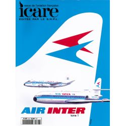 AIR INTER TOME 1                         ICARE 168