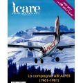 LA COMPAGNIE AIR ALPES 1961-1981         ICARE 240