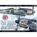 FW-190 OVER EUROPE PART II        MINITOPCOLORS 38