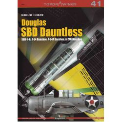 DOUGLAS SBD DAUNTLESS              TOPDRAWINGS 41