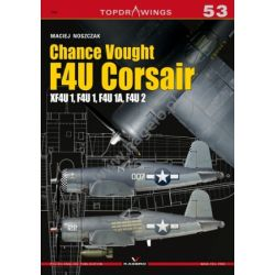 CHANCE VOUGHT F4U CORSAIR     TOPDRAWING Nø53