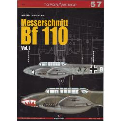 MESSERSCHMITT BF 110    VOL. 1      TOPDRAWINGS 57