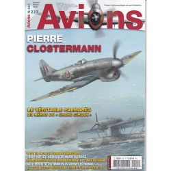 AVIONS 227 JANV/FEV 2019       PIERRE CLOSTERMAN