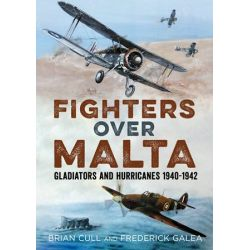 FIGHTERS OVER MALTA - GLADIATORS AND HURRICANES