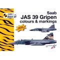 SAAB JAS 39 GRIPEN         COLOURS & MARKINGS 1/48