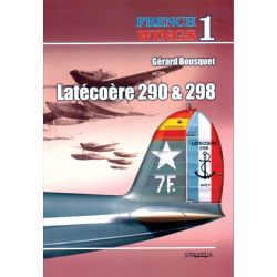 LATECOERE 290 & 298              FRENCH WINGS NO.1