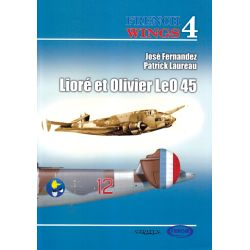 LIORE ET OLIVIER LEO45          FRENCH WINGS Nø4