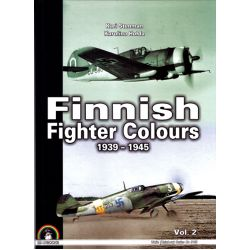 FINNISH FIGHTERS COLOURS 1939-1945 VOL 2