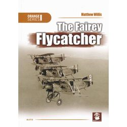 THE FAIREY FLYCATCHER       ORANGE SERIES 8116