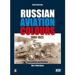 RUSSIAN AVIATION COLOURS T3 - RED STARS