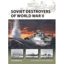 SOVIET DESTROYERS OF WWII                NVG256