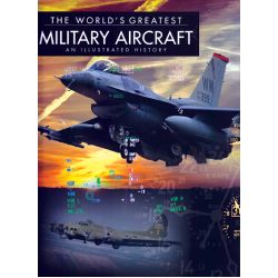 THE WORLD'S GREATEST MILITARY AIRCRAFT  AMBER BOOK