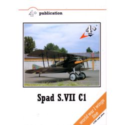 SPAD S.VIIC1                       4+ PUBLICATIONS