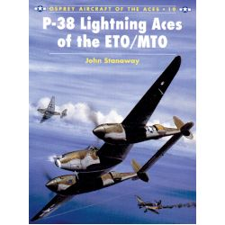 P-38 LIGHTNING ACES OF THE ETO/MTO         ACES 19