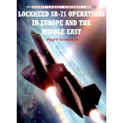 LOCKHEED SR-71 OPERATIONS IN EUROPE