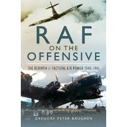 RAF ON THE OFFENSIVE               FRONTLINE BOOKS