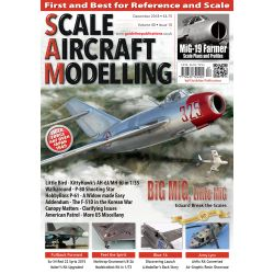 SCALE AIRCRAFT MODELLING VOL 40 ISSUE 04 JUNE 2018