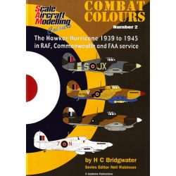 HAWKER HURRICANE 1939 TO 1945     COMBAT COLOURS 2