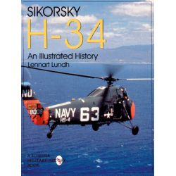 SIKORSKY H-34                  ILLUSTRATED HISTORY