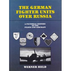 GERMAN FIGHTER UNITS OVER RUSSIA