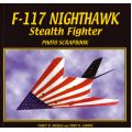 F-117 NIGHTHAWK STEALTH FIGHTER   PHOTO SCRAPBOOK