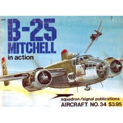 B-25 MITCHELL                        IN ACTION  34
