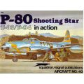P-80 SHOOTING STAR                  IN ACTION 1040