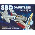 SBD DAUNTLESS                        IN ACTION  64