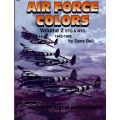 AIR FORCE COLORS VOL 2 1942-45 ETO/MTO  REISSUE 04