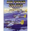 AIR FORCE COLORS VOL 3 1942-47        REISSUE 2004