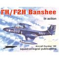 FH/F2H BANSHEE                       IN ACTION 182
