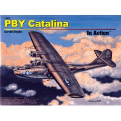 PBY CATALINA IN ACTION                    SS 10232