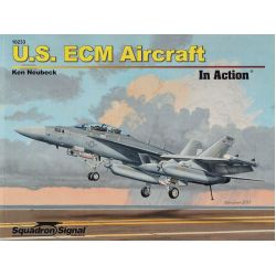 US ECM AIRCRAFT IN ACTION                 SS10233