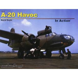 A-20 HAVOC IN ACTION                       SS10238
