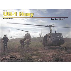 UH-1 HUEY IN ACTION                     SS10249