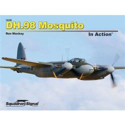DE HAVILLAND 98 MOSQUITO IN ACTION         SS10250