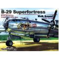 B-29 SUPERFORTRESS COLOR          WALK AROUND 5554