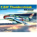 F-84 THUNDERSTREAK                WALK AROUND 5559