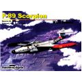 F-89 SCORPION                     WALK AROUND 5561
