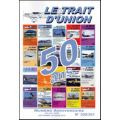 TRAIT D'UNION Nø300/301       NUMERO ANNIV. DOUBLE