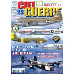 LE TRANSPORT MILITAIRE US WWII              CDG 23