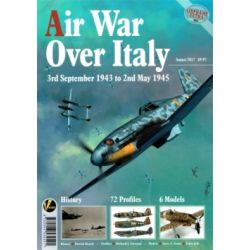 AIR WAR OVER ITALY                AIRFRAME EXTRA 8