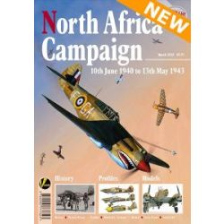 NORTH AFRICA CAMPAIGN      AIRFRAME EXTRA 9