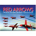 RED ARROWS THE ROYAL AIR FORCE AEROBATIC IN ACTION