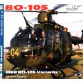 MBB BO-105 IN DETAIL    PRESENT AIRCRAFT LINE Nø10