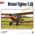 BRISTOL FIGHTER F.2B IN DETAIL   PHOTO MANUAL R045
